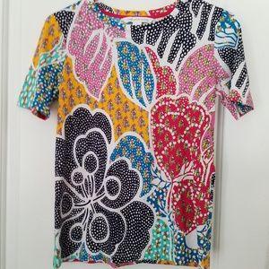 Diane Von Furstenberg Cotton T-shirt XS